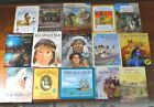 Lot 15 THANKSGIVING THEMED Childrens Picture Books Native Indian Pilgrim P2