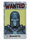 Marvel Heroclix Magneto Wanted ID Card DOFP-006 X-Men Days Of Future Past OP LE