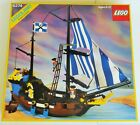 VINTAGE LEGO CARIBBEAN CLIPPER PIRATE SYSTEM SET No.6274 NEW IN BOX OPENED 1989