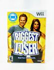 THE BIGGEST LOSER 2009 Wii COMPLETE Good  Tested FREE Shipping