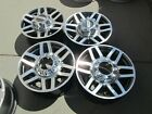 18 FORD F250 F350 SUPER DUTY FACTORY CHARCOAL WHEELS RIMS USED