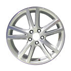 69852 Refinished Volkswagen GTI 2014 2014 17 inch Wheel Rim Machined and Silver
