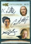 2019 Cryptozoic CZX Outlander Trading Cards 20