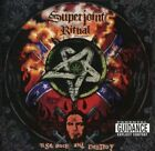 Superjoint Ritual - Use Once And Destroy - ID23z - CD - New