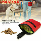 Pet Dog Obedience Mini Training Treat Bag Puppy Food Snack Pouch Feed Hook Bags