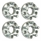 4pcs 38mm Wheel Spacers Hubcentric Adapters Fits Jeep Grand Cherokee WJ WK 15