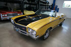 1971 Buick GS455/345HP V8 Stage 1 Convertible 0 455/345HP V8 AutomaticConvertible