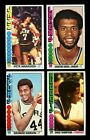 (144 144) 1976-77 TOPPS BASKETBALL COMPLETE SET (EX - EXMINT) *GMCARDS*