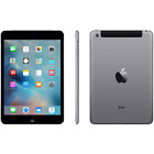 Apple iPad Mini 2 Wi Fi + 4G A1490 Unlocked 32GB Space Gray