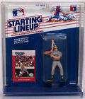 Mark McGwire 1988 Rookie Kenner SLU Starting Lineup w/ Acrylic Display Case