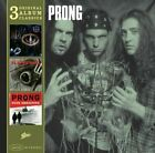 Prong - Prove You Wrong / Cleansing / Rude Awakening ( 3 AUDIO CDs in SLEEVES )