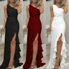 Womens Formal Prom Ball Gown Evening Party Cocktail Bridesmaid Ladies Maxi Dress