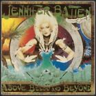 Jennifer Batten - Above Below And Beyond - Jennifer Batten CD 3YVG The Fast Free