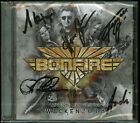 Bonfire Live On Holy Ground - Wacken 2018 CD new Pride & Joy Music AUTOGRAPHED