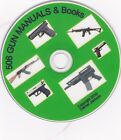 2 CD's  506 GUN MANUALS AND THE BEST COLLECTION OF PREPPER BOOKS ON EBAY