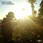 Lost Weekend - PETE YORN; RARE 2016 PROMO SINGLE from ArrangingTime CD