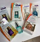Sally Hansen Assorted Nail Care And Treatment Polish- Lot Of 7- New- Wholesale