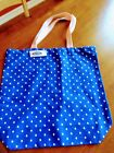 Reusable cotton TOTE BAG Go Green Very sturdy  Grocery or carry your art work
