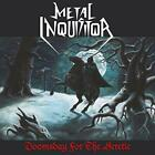 Doomsday For The Heretic, Metal Inquisitor, Audio CD, New, FREE