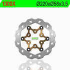 9621300X Brake Disc NG Front MBK Booster Naked 13 inches 50 95-03