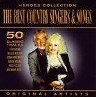 Heroes Collection - The Best Country Singers & Songs - Various Artists CD IQVG