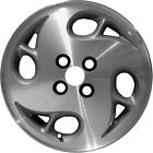 07024 Refinished Saturn SC2 2002 2002 15 inch Wheel Rim OEM