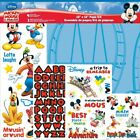 Trends Disney Page Kit 12X12 Mickey Mouse