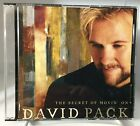 The Secret of Movin' On by David Pack 2005 Rock Music CD Autographed Signed