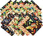 FIESTA from Blank Quilting 30 65 rotary cut fabric square set