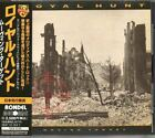 Royal Hunt Moving Target JAPAN CD with OBI TECW-25109