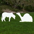 Outdoor Nativity Store Outdoor Nativity Set Add on Donkey and Camel Large W