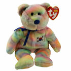 TY Beanie Baby - COREANA the Bear (Korean Exclusive) (8.5 inch) - MWMTs