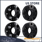 4Pcs WHEEL SPACERS 5X5 HUBCENTRIC 15 INCH 38MM For Jeep Wrangler JK Rubicon