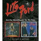 Lita Ford - Out For Blood / Danc - ID3z - CD - New