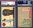 1955 TOPPS #50 JACKIE ROBINSON PSA 4 GREAT EYE APPEAL (6696)