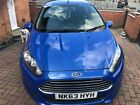 Ford Fiesta style 63 reg 15 Tdci econetic free road tax low mileage