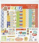 Photoplay Paper PhotoPlay Collection Pack 12X12 Whiskers