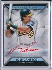 Jose Canseco Cards, Rookie Cards and Autographed Memorabilia Guide 13