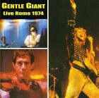 Live In Rome 1974, Gentle Giant, Audio CD, New, FREE & FAST Delivery