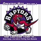 Toronto Raptors - Greatest Hits 1 CD rare NEW OOP basketball