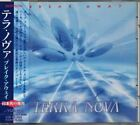 TERRA NOVA BREAK AWAY JAPAN CD with OBI VICP60116