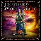 Jim Peterik and World Stage - Winds of Change - ID3z - CD - New