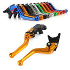 CNC Brake Clutch Levers For Suzuki GSXR600/750/1000 1996-2017 HAYABUSA 1999-2017