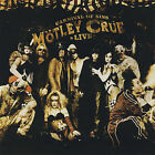 Motley Crue : Carnival of Sins: Live 1 and 2 [us Import] CD 2 discs (2007)