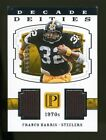 Franco Harris Cards, Rookie Card and Autographed Memorabilia Guide 32