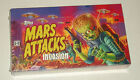 2013 Topps Mars Attacks Invasion hobby sealed trading card box