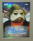2019 Topps Star Wars Chrome Legacy Trading Cards 10