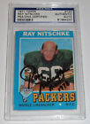 Ray Nitschke Cards, Rookie Card and Autographed Memorabilia Guide 38