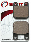 Front Ceramic Brake Pads 2002-2003 Beta Eikon 50 Team Set Full Kit  Complete qa