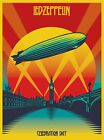 WEA Led Zeppelin Celebration Day 2CD/BluRay
